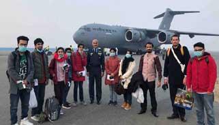 বাংলাদেশিদের ফেরত আনায় ভারতীয় বাহিনীকে ধন্যবাদ প্রতিমন্ত্রীর