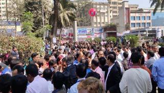 ঢাকা সাংবাদিক ইউনিয়ন নির্বাচনে ভোটগ্রহণ চলছে