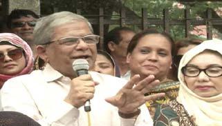 সরকার নিজেই এখন জুয়া খেলছে: মির্জা ফখরুল