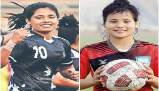 করোনায় আক্রান্ত পাঁচ নারী ফুটবলার