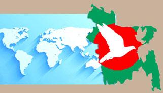 সুখী দেশের তালিকায় ১০ ধাপ পিছিয়েছে বাংলাদেশ