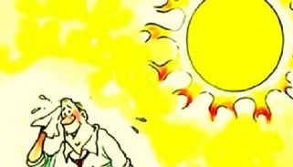 দেশের বিভিন্ন অঞ্চলে মৃদু তাপপ্রবাহ বয়ে যাচ্ছে