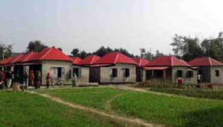 মুজিব বর্ষে ঘর পাচ্ছেন ফরিদপুরের দেড় হাজার গৃহহীন পরিবার