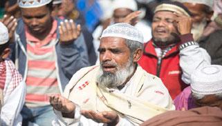 বিশ্ব ইজতেমার আখেরি মোনাজাত মঙ্গলবার সকাল ১০টায়