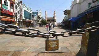 ভারতে লকডাউন বাড়ল একমাস