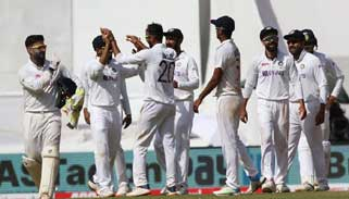 ইংল্যান্ডকে হারিয়ে টেস্ট চ্যাম্পিয়নশিপের ফাইনালে ভারত