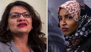 দুই মার্কিন মুসলিম নারী কংগ্রেস সদস্যের ইসরাইল সফরে নিষেধাজ্ঞা