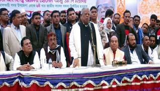 শেখ হাসিনা এখন অত্যন্ত শক্তিধর রাষ্ট্রনায়ক :আমু