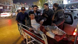 আফগানিস্তানে বোমা হামলায় নিহত ৫০