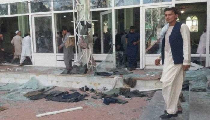 আফগানিস্তানে মসজিদে বিস্ফোরণ : হতাহত বহু