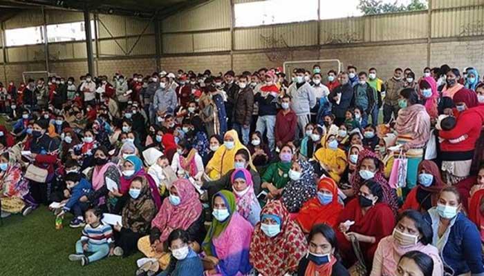 লেবানন থেকে দেশে ফিরছেন আরো ৪১৯ প্রবাসী