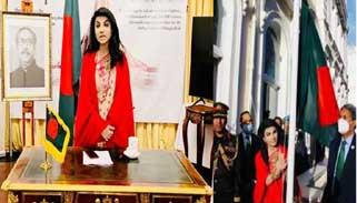 লন্ডন হাইকমিশনে 'মুজিববর্ষ বিজয় দিবস' উদযাপন