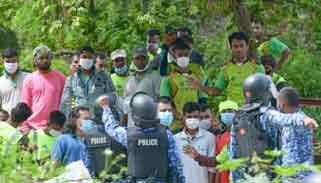 মালদ্বীপে ৪১ বাংলাদেশি শ্রমিক আটক