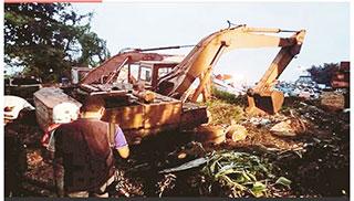 মালয়েশিয়ায় বুলডোজারের আঘাতে বাংলাদেশি নিহত