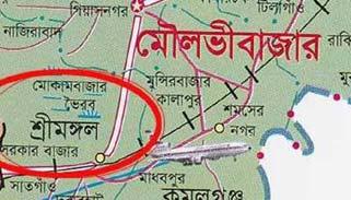 সোমবার শ্রীমঙ্গলে সর্বনিম্ন তাপমাত্রা রেকর্ড