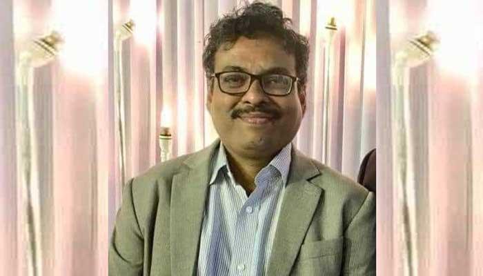 সাংবাদিক মিজানুর রহমান খান চিরনিদ্রায় শায়িত