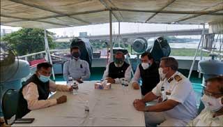 'এম ভি ইকরাম'কে মুক্তিযুদ্ধ জাদুঘরে রূপান্তর করা হবে: মন্ত্রী