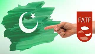 পাকিস্তানকে কালো তালিকাভুক্ত করেছে এফএটিএফ