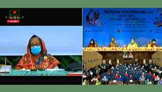 'শিশু অধিকার সপ্তাহ ২০২০' উদ্বোধন করলেন প্রধানমন্ত্রী
