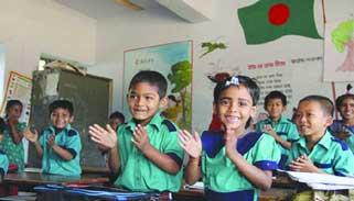 মুজিববর্ষে প্রাথমিকের শিক্ষার্থীদের জন্য প্রধানমন্ত্রীর উপহার