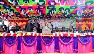 'আওয়ামী লীগকে আরও শক্তিশালী দল হিসেবে গড়ে তুলেতে হবে'