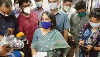 বাংলাদেশিদের দেয়া হচ্ছে ভারতের জরুরি ভিসা : রিভা গাঙ্গুলি