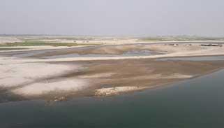 তিস্তা, যমুনাসহ ১৩ নদী পানিশূন্য, সেচ ব্যবস্থায় বিপর্যয়
