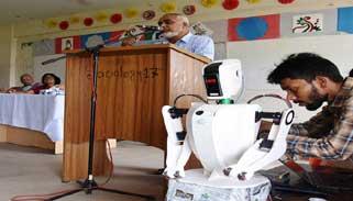 গণ বিশ্ববিদ্যালয়ের ৬শিক্ষার্থীর সাফল্য:রোবট মিরা