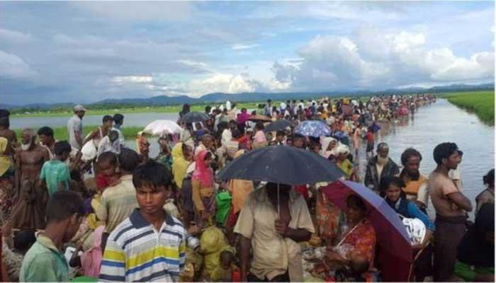 রোহিঙ্গা হত্যায় আইসিসি'র তদন্ত প্রত্যাখ্যান মিয়ানমারের