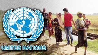 মিয়ানমারে রোহিঙ্গা নারীদের গণধর্ষণ করা হয়েছে: জাতিসংঘ