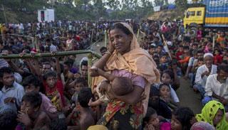 রোহিঙ্গারা মর্যাদা ও পরিচয় চায়: বিশ্বব্যাংক ভাইস প্রেসিডেন্ট
