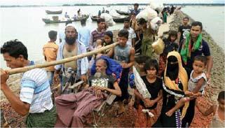 প্রত্যাবাসনের প্রথম দফায় ১৫০ রোহিঙ্গা মিয়ানমার যাচ্ছেন