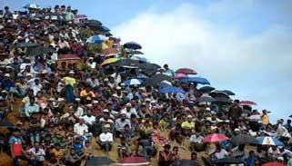 রোহিঙ্গা গণহত্যা: মামলা লড়তে গাম্বিয়াকে ৫ লাখ ডলার দিল বাংলাদেশ