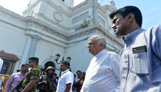 হামলাকারিরা শ্রীলঙ্কান: রনিল বিক্রমসিংহে