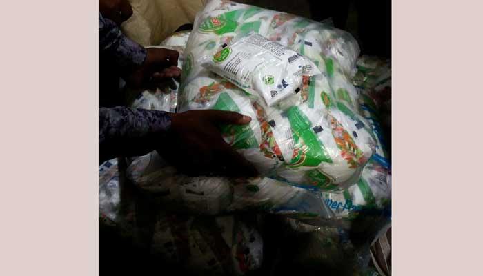 গাজীপুরে লবনের সিন্ডিকেট : ১১ ব্যবসায়ীকে অর্থদন্ড
