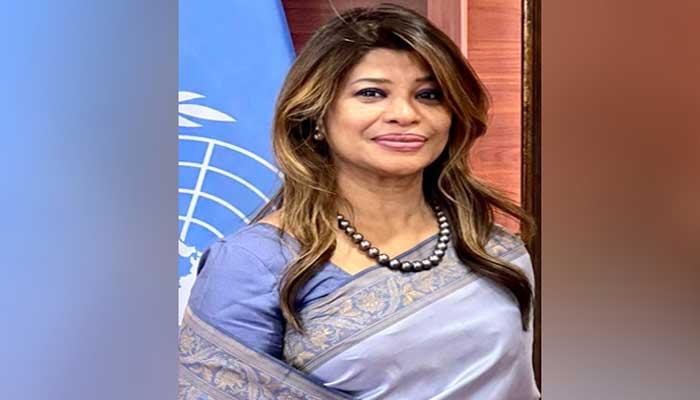 ব্রাজিলের নতুন রাষ্ট্রদূত সাদিয়া ফয়জুন্নেসা