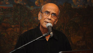 কবি সৈয়দ শামসুল হকের ৮৩তম জন্মবার্ষিকীবৃহস্পতিবার