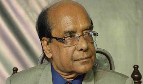 লাইফ সাপোর্টে অধ্যাপক শামসুজ্জামান খান