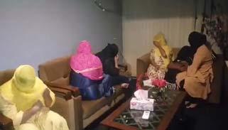 গুলশানে স্পা সেন্টারে অভিযান : ১৬ নারীসহ আটক ১৯