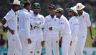 উইন্ডিজের বিপক্ষে টেস্ট দল ঘোষণা : নতুন চমক