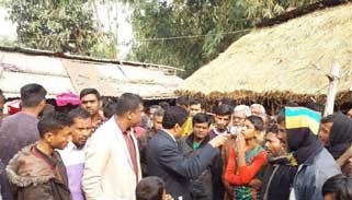 ঠাকুরগাঁওয়ে অজ্ঞাত রোগে ২ জনের মৃত্যু : ঘটনাস্থলে মেডিকেল টিম