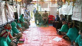 রোহিঙ্গা সংকট নিরসনে মার্কিন সহায়তা অব্যাহত থাকবে