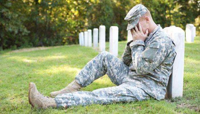 যুদ্ধের চেয়েও আত্মহত্যায় চার গুণ বেশি মার্কিন সেনার মৃত্যু