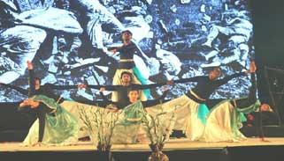 শিল্পকলা একাডেমিতে সপ্তাহব্যাপী 'বিজয়ের মহোৎসব'
