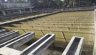 নড়াইলে ১২ কোটি টাকা ব্যয়ে পানি শোধনাগার নির্মাণ