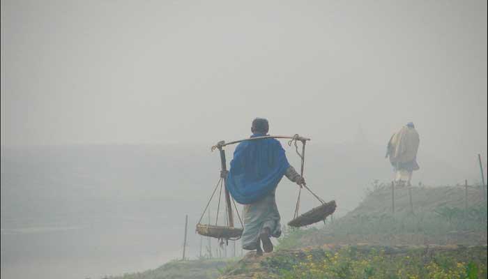 ৬ অঞ্চলে শৈত্যপ্রাবহ চলছে : বদলগাছীতে সর্বনিম্ন তাপমাত্রা