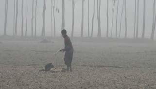 শীতে কাঁপছে পঞ্চগড় :সর্বনিম্ন তাপমাত্রা ৯ ডিগ্রি