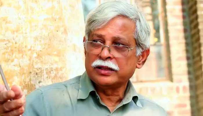 'সাদাসিধে কথা' থেকে বিরতি নিচ্ছেন জাফর ইকবাল