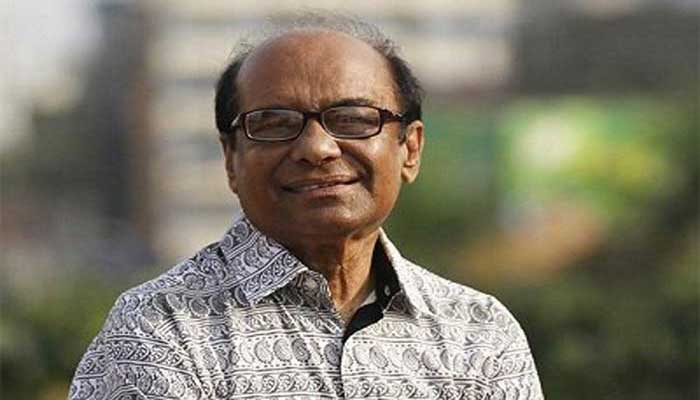 বাংলা একাডেমির নতুন সভাপতি শামসুজ্জামান খান