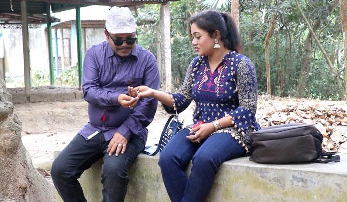দুর্দান্ত প্রেমের কাহিনী নিয়ে শর্টফিল্ম 'সে আসবে'